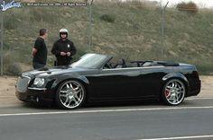 Chrysler 300C conv