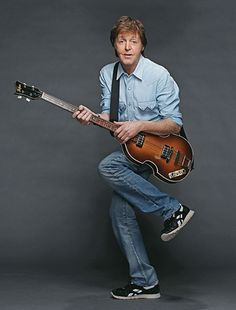 """Still jamming.""  Paul McCartney"