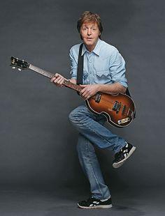"""""""Still jamming.""""  Paul McCartney"""