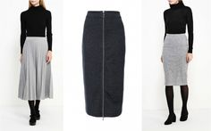 Модные теплые юбки, которые можно носить всю зиму — Модно / Nemodno