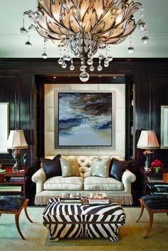 Home Design Salon chic Black & White Élégance Interior Design Trends, Interior Decorating, Decorating Ideas, Decoration Inspiration, Interior Inspiration, Decor Ideas, Mirror Inspiration, Beautiful Decoration, Home Decoration