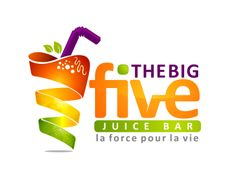 http://www.logoarena.com/logo-contests/the-big-five-juice-bar-n4047/21