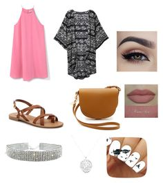 """""""Spring"""" by emmaraej on Polyvore featuring MANGO, Steve Madden and Sophie Hulme"""