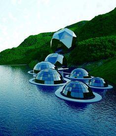 Eco Valley Like Heaven - China