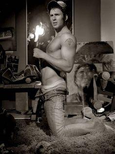 The Chris Evans Blog: Flashback - The Tony Duran photoshoot for Flaunt magazine