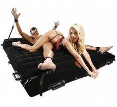 inflatable air mattress sex bondage