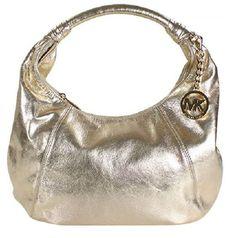 anafa : حقيبة الكتف مايكل كورس 35S4GTTH3L للنساء - جلد،ذهبي للبيع في السعودية, جدة, الرياض. افضل سعر، مراجعة و تقييم | سوق