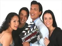 Moose TV (tv series) In this TV comedy and after spending the last decade in Toronto, George (Adam Beach) decides to return to his remote Northern Quebec community of Moose to manage the local community television station. FNX Shows | FNX | First Nations Experience