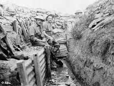 1914-1918 - Primera Guerra Mundial.