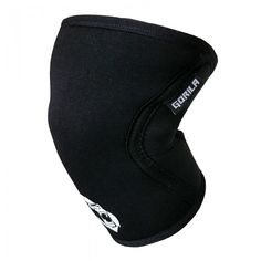 5MM Knee Sleeves Black | Gorila Fitness