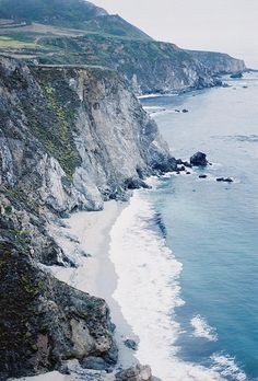 Big Sur in California / photo by Annabell Lee