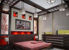 Потрясающие дизайнерские идеи для спальни