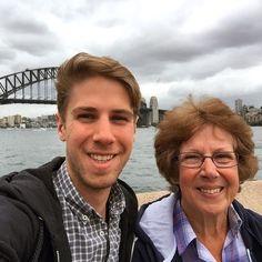 AUS:2015 Day_06 / Sydney Harbour Bridge. / #sydneyharbour #sydneyharbourbridge #sydney #australia #bware by justinpaulware http://ift.tt/1NRMbNv