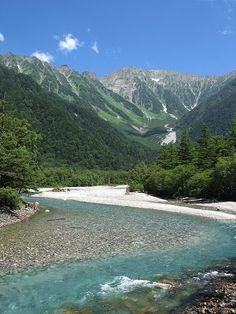 Kamikochi's spectacular views