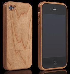 Miniot -- cherry wood