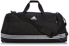 Adidas G74300 3-stripes Xl Team Wheeled Bag Trolley New 100% polyester Black