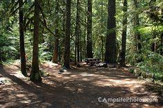 Camp Creek 018 - Camp Creek Campsite Photos - campsitephotos.com