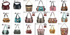 Montana West Embellished Handbags Purses #MontanaWest #PleaseReadDescription