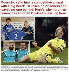 Branislav-IVANOVIC - Unsung Hero