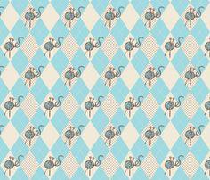 Skeindalous  fabric by milori on Spoonflower - custom fabric