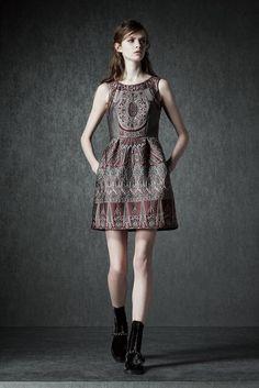 Alberta Ferretti, Look #19