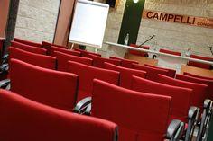 Hotel Campelli - sala congressi al quarto piano (40 posti)
