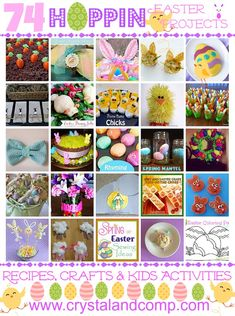 74 Hoppin' Easter Projects from Crystal & Co. Readers