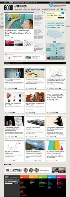 Cabin · GOOD #creative #website #webdesign #design #web #internet #site #webdesigner #designer #layout #template #theme #pikock www.pikock.com #ui #ux