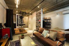 中古マンションのリノベーションを行う「リノベる。」のノウハウを活かし、「journal standard Furniture(ジャーナル スタンダード ファニチャー)」の世界観を住空間に再現するという事業提携。