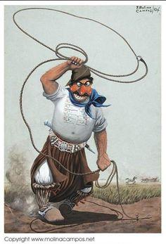 Rio Grande Do Sul, American War, Western Art, Illustration, Westerns, Photoshop, Clip Art, Culture, Cartoon