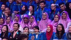Ririn Ekawati Histeris Dipegang kang Sule (28 Maret 2016 Part 5/6)
