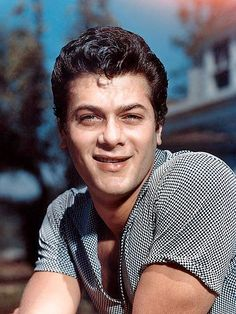 Tony Curtis ( June 3, 1925 - September 29, 2010). Today would have been his 88th birthday.