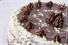 Low Carb Schoko-Torte