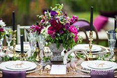 Grand Rapids Wedding Planner, Designer and Florist - Whimsical Enchanted Garden Style Shoot in Saugatuck Michigan