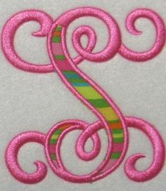 Heirloom Applique Embroidery Font   Apex Embroidery Designs, Monogram Fonts & Alphabets  $14.99
