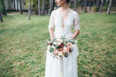 Wedding dress// Magnolia by CarouselFashion on Etsy
