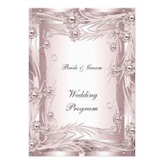 Shop Zazzle's luxurious range of Discount custom wedding invitations. If your event changes, we'll reprint your new cards for free. Discount Wedding Invitations, Custom Wedding Invitations, Formal Wedding, Wedding Programs, Cool Things To Buy, Bride, Prints, Color, Design