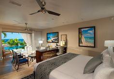 Italian Swim up Bi-level 1 Br. Butler Suite with Veranda Tranquility Soaking Tub. | Sandals Resorts | Grenada