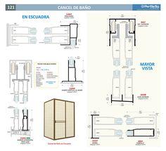 Cancel de Baño Perfiletto ®| Catálogo Virtual Perfiletto