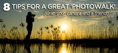 Better Pictures - Grab your camera, round up some friends or strangers, and see the world through a camera lens. #photography To anybody wanting to take better photographs today