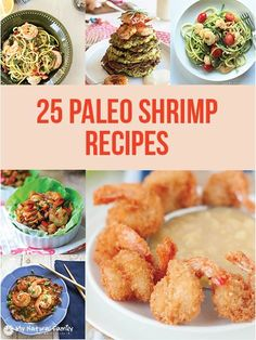 25 of the Best Paleo Shrimp Recipes