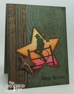 SC594 CC584 Happy Birthday, Cowboy! by angelladcrockett - Cards and Paper Crafts at Splitcoaststampers