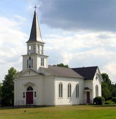 James Episcopal Church in Boardman, Ohio is believed to be the oldest church in…