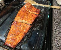 spicy thai salmon