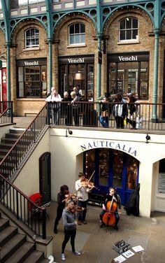 """Covent Garden, London   via anywhere-door """