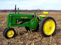 "John Deere B     ""Well she might've took my car keys, But she forgot about my old John Deere"""