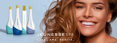 A Beleza vem de dentro.: JEUNESSE SPA - LINHA DE TRATAMENTO CAPILAR        ...