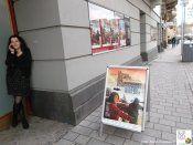 Die ersten Preise bei goEast – Festival des mittel- und osteuropäischen Films wurden vergeben: Das Publikum hat die besten Beiträge im Hochschulwettbewerb gewählt. Die Gewinner kommen aus Budapest und München. Gewinner des Animations- und Experimentalfilmpreises ist Péter Vácz von NYUSZI ÉS OZ / RABBIT AND DEER aus Ungarn. Als besten Kurzspielfilm kürte das Publikum GEFALLEN von Christoph Schuler aus Deutschland.