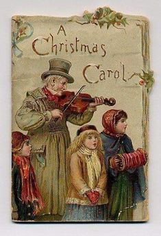 This Christmas card with a scene from A Christmas Carol comes from the … - Christmas Cards Dickens Christmas Carol, Christmas Poems, Christmas Graphics, Old Christmas, Christmas Scenes, Victorian Christmas, Christmas Greetings, Christmas Postcards, Primitive Christmas
