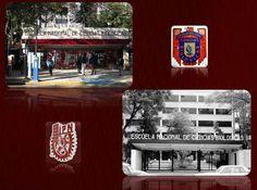 Main Entrance ENCB IPN MEXICO